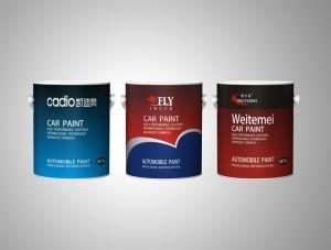 Auto Paint Car Paint Relative Solvent-Ax302 Refute Saliva