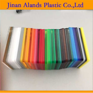 Transparent Colors Acrylic Plexiglass Plastic Sheets pictures & photos