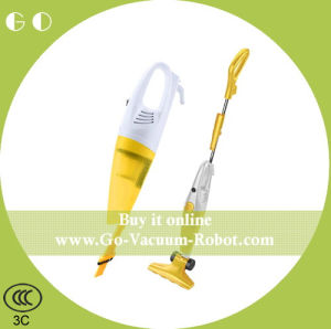 High Filtration Efficiency Hand-Held Vacuum Cleaner pictures & photos