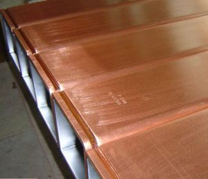 Top of The World Continuous Casting Copper Mould Tube pictures & photos