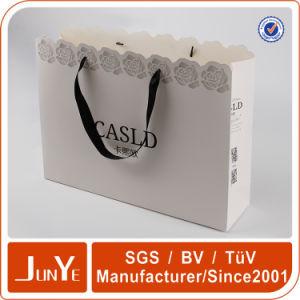 Manufacturer Promotional Fashion Wedding Paper Gift Bag Printing
