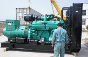 1800kw 50Hz Three-Phase 3300V 1500rpm Open Type Diesel Generator Set