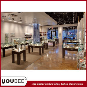 Wholesale Tower Showcases for Jewelry Retail Shop From Factory pictures & photos