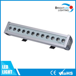 IP65 High Power RGB DMX512 LED Wall Washer Light pictures & photos