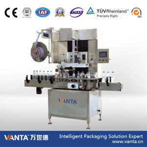 15000 Automatic Sleeing Labeler Shrink Sleeve Labeling Machine