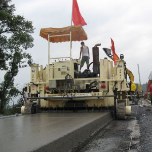 Hth3400b Concrete Paver Special for High-Speed Rail pictures & photos
