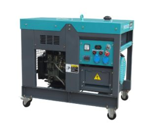 10kw Open Frame High Power Air Cooled Diesel Generator pictures & photos