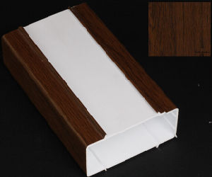 Weather Ability Cold Laminating/PVC/Plastic Film for (W) PVC Window Profiles pictures & photos