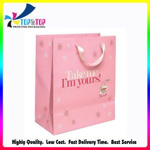 Cheap Price Color Printing Kraft Paper Bag pictures & photos