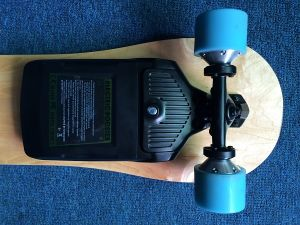 Removable Battery Electric Longboard pictures & photos