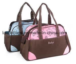 Microfiber Baby Diaper Nappy Bags for Mother