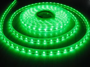 DMX512 Digital RGB LED Strip 5050 DC12V/DC24V/AC110V/AC220V pictures & photos