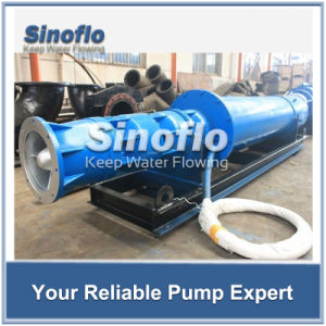 high Pressure Large Capacity Submersible Mine Drainage Pump pictures & photos