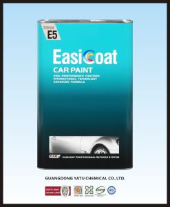 High Quality Hs Clear Coat (EC-1200) pictures & photos