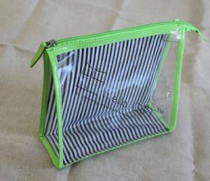 Customized Transparent PVC Shopping Bag pictures & photos
