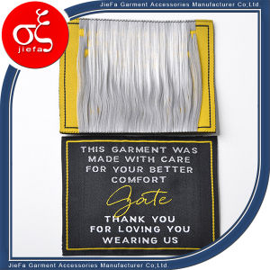 Garment Collar Label or Woven Label pictures & photos