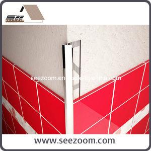 Latest Silver Aluminum Flooring Ceramic Tile Trim