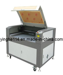 Automatic 6090 Laser Cutter Yh-1280 pictures & photos