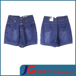 Women Denim Fashion Shorts (JC6037) pictures & photos