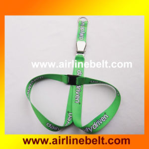 Aviation Airplane Seatbelt Buckle Lanyard