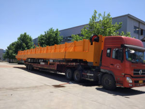 10t Lh Model Double Girder Overhead Crane with Electric Hoist Lifting Machinery pictures & photos