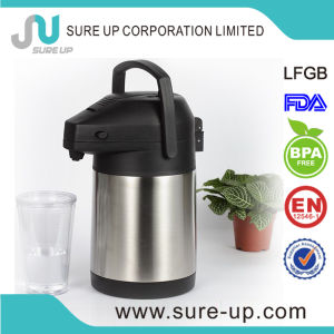 New Luxury Design Animal Shape Vacuum Stainless Steel Thermo Pot with LFGB (ASUN) pictures & photos