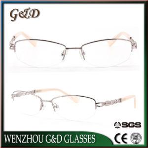 Fashion Latest Design Eyewear Eyeglass Optical Metal Frame 42-002 pictures & photos