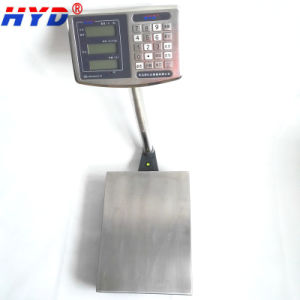 Haiyida Rechargeable Counting Electronic Paltform Scale pictures & photos