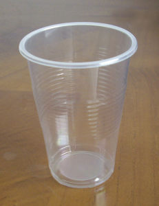 Transparent Plastic Disposable Cups for Drink pictures & photos
