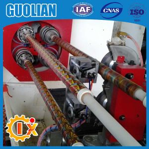 Gl--709 China Factory Equipment for Clear BOPP Packing Tape Cutting pictures & photos