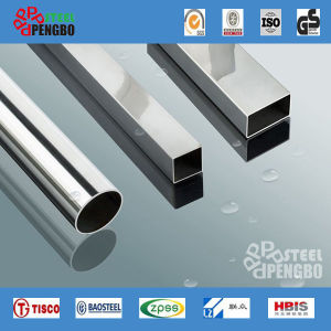 443 Stainless Steel Seamless Pipe pictures & photos