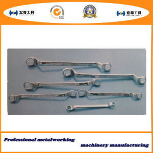 Double Offset Ring Spanner pictures & photos