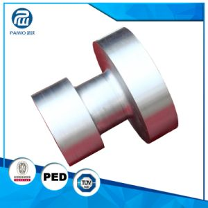 Hot Forging CNC Machining Semi-Finished Liner Retainer Nut pictures & photos