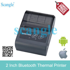 Cheap Mini 58mm Bluetooth Thermal Receipt Printer pictures & photos