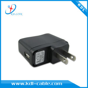 Free Sample & Fast Delivery! 5V 1A USB Travel Charger with Ce & RoHS