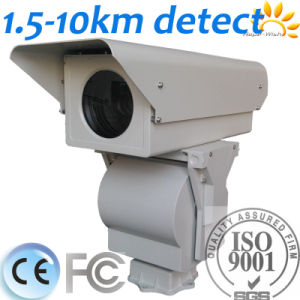 10km Long Range Fog Penetration Optical Security Camera pictures & photos
