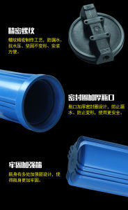 """20"""" Big Fat Water Filter Housing (QY-20BF01) pictures & photos"""