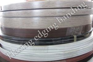 ISO9001 Wood Grain PVC Edge Banding (HXM0026)