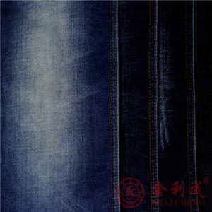 Qm5708-2 Cotton Spandex Denim Fabric pictures & photos