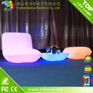 Modern Sofa Set / LED Furniture / Outdoor LED Garden Furniture