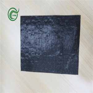 Pb2813 Woven Fabric PP Primary Backing for Carpet (Brown) pictures & photos