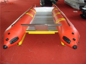 Inflatable Catamaran Boat