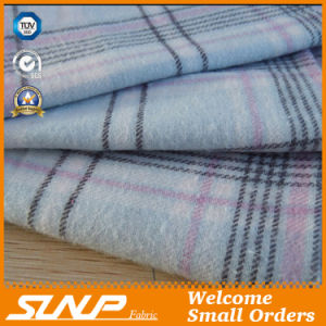 Twill Cotton Flannel Shirting Fabric for Home Textile