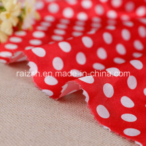 Printed Satin Polyester Fabric for Wholesale pictures & photos