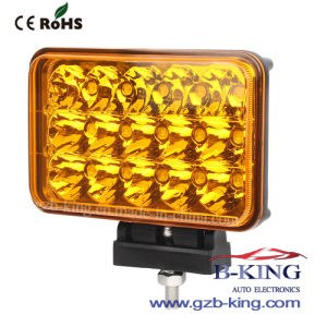 6 Inch IP67 6000k LED Working Lamp pictures & photos