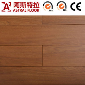 Popular Color High Density HDF Waterproof Laminated Flooring pictures & photos