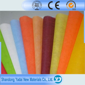 Low Price 100%Polyester Needle Punched Nonwoven Plain Exhibition Carpet pictures & photos