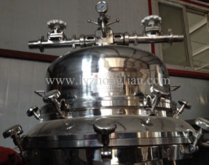 Automatic Discharge Two-Phase Disc Centrifuge Separator for Algae pictures & photos