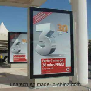 Advertising Aluminium Outdoor Revolving LED Billboard Light Box pictures & photos