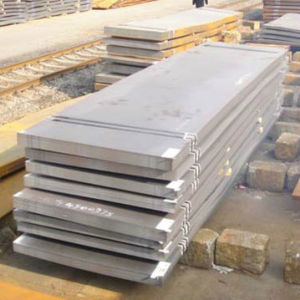 Structural Low Alloy Steel Plate with Medium Thickness From China
